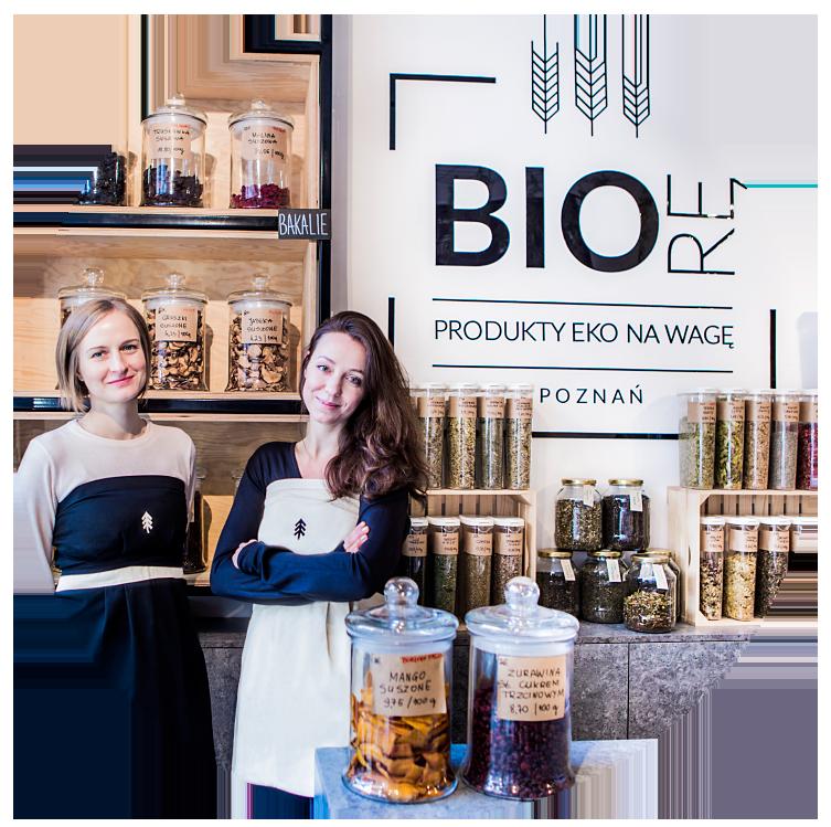 BIOrę - sklep z żywnością na wagę bez opakowań